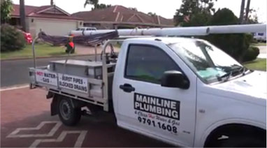 Mainline Plumbing & Cheap Hot Water & Gas Fully Equiped Ute