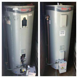 Hot water specialist