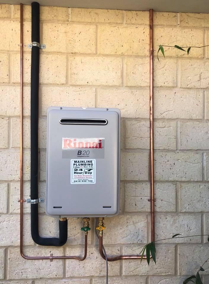 6 star highly efficient continuous flow gas unit