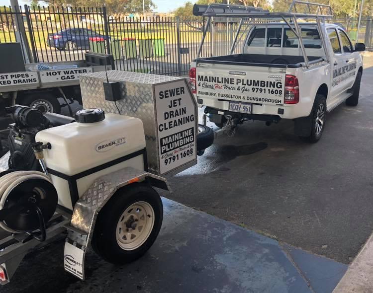 Mainline Plumbing services